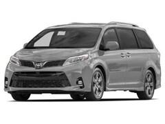 New 2018 Toyota Sienna XLE Minivan/Van for sale in Temple TX