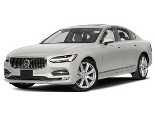 New 2018 Volvo S90 T6 AWD Momentum Sedan LVY992MK2JP037640 in Hickory, NC