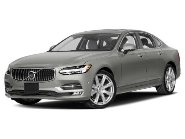 2018 Volvo S90 T6 AWD Inscription Sedan LVY992ML9JP031066