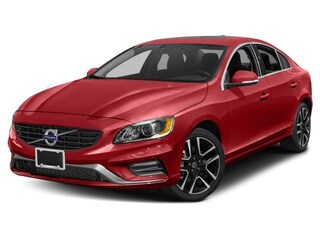 New 2018 Volvo S60 T5 FWD Dynamic Sedan YV126MFL3J2466604 Raleigh NC