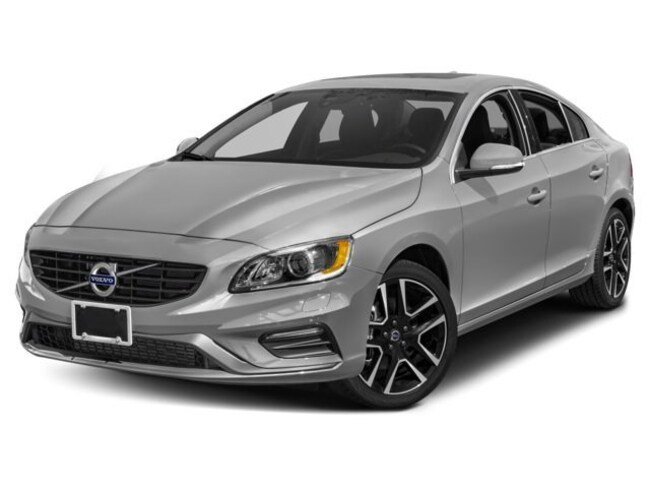 New 2018 Volvo S60 T5 AWD Dynamic Sedan For sale/lease Ithaca, NY