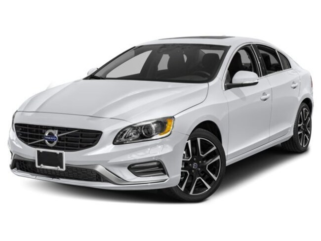 New 2018 Volvo S60 T5 AWD Dynamic Sedan Worcester