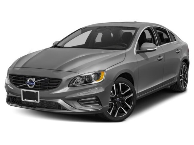 New 2018 Volvo S60 T5 AWD Dynamic Sedan Boston