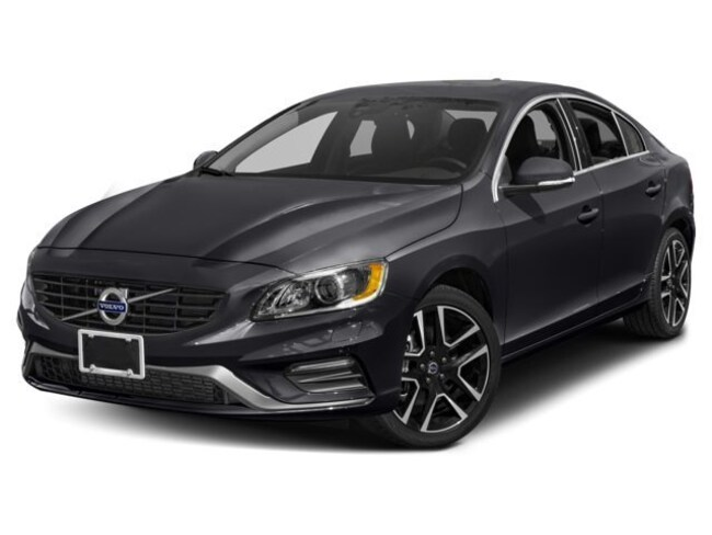 New 2018 Volvo S60 T5 AWD Dynamic Sedan For Sale/Lease Syracuse, NY