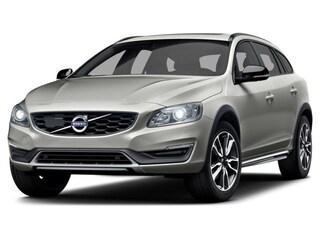 2018 Volvo V60 Cross Country T5 AWD Platinum Wagon