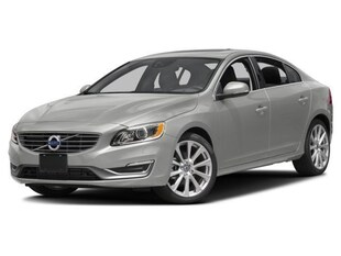 2018 Volvo S60 T5 Inscription FWD Platinum Sedan