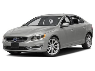 2018 Volvo S60 T5 Inscription FWD Platinum Sedan LYV402HM3JB163640