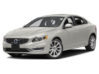 New 2018 Volvo S60 T5 Inscription AWD Platinum Sedan LYV402TM3JB189498 Raleigh NC