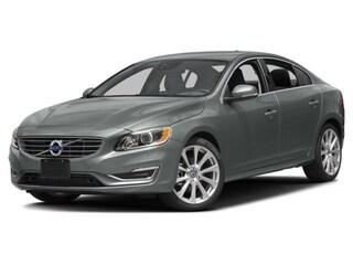 2018 Volvo S60 T5 Inscription AWD Platinum Sedan