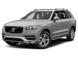 New 2018 Volvo XC90 T6 AWD Momentum SUV Silver Spring