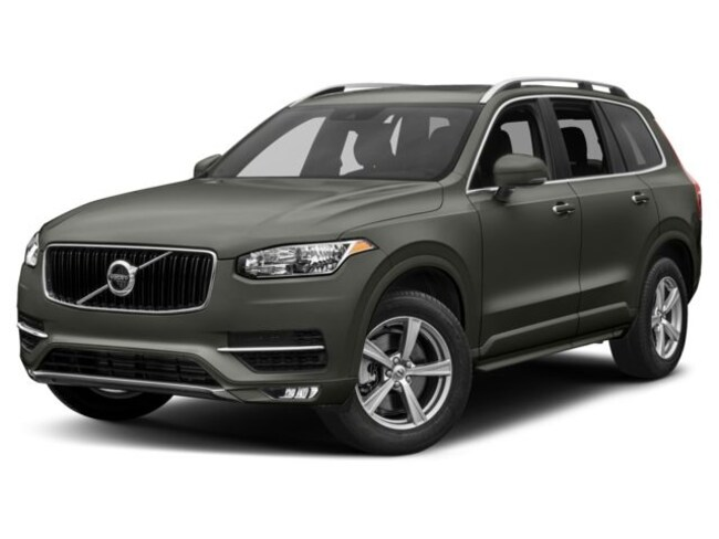 New 2018 Volvo XC90 T6 AWD Momentum SUV for sale in Dulles, VA at Don Beyer Volvo