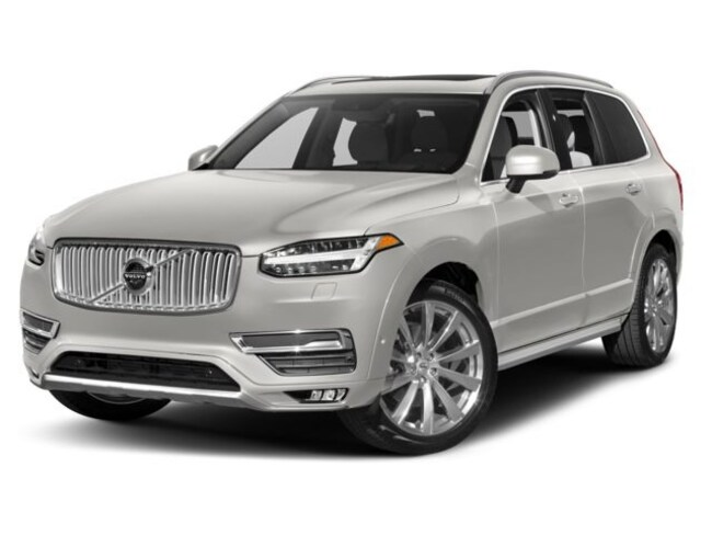 New 2018 Volvo XC90 For Sale/Lease | Raleigh NC | VIN ...