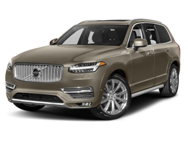 New 2018 Volvo XC90 T6 AWD Inscription SUV For Sale/Lease Syracuse, NY