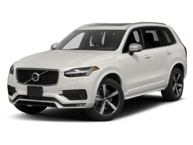 New 2018 Volvo XC90 T5 FWD R-Design (5 Passenger) SUV For Sale/Lease Van Nuys, CA