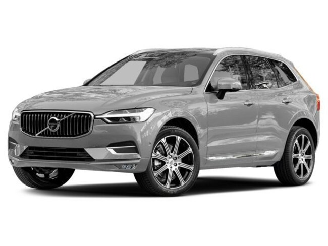New 2018 Volvo XC60 T5 SUV Boston