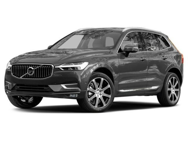 New 2018 Volvo XC60 T5 AWD Inscription SUV in Charlotte NC