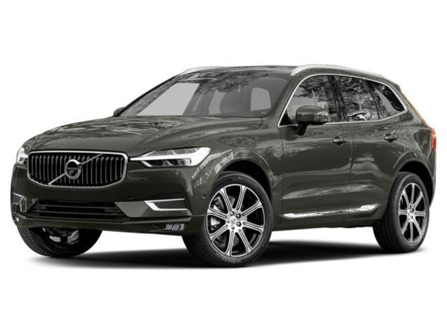 New 2018 Volvo XC60 T5 AWD Inscription SUV in Cathedral City