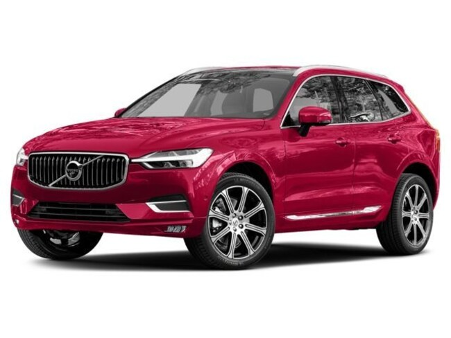 used 2018 Volvo XC60 T5 AWD Inscription SUV in madison wi