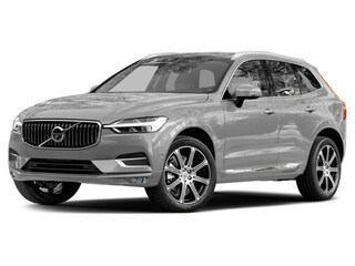 New 2018 Volvo XC60 T6 AWD R-Design SUV in Fayetteville, NC