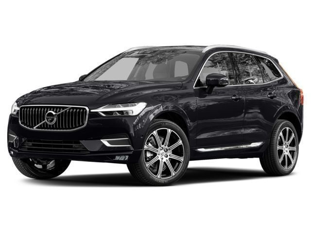 New 2018 Volvo XC60 T6 AWD R Design SUV Elmsford
