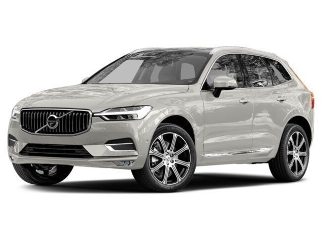 New 2018 Volvo XC60 For Sale/Lease | Raleigh NC | VIN ...