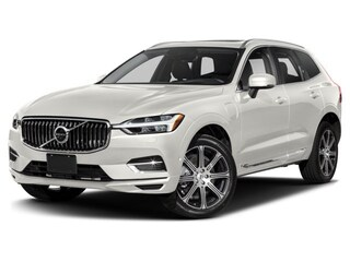 2018 Volvo XC60 Hybrid T8 R-Design SUV for sale in Hyannis, MA at Volvo Cars Cape Cod