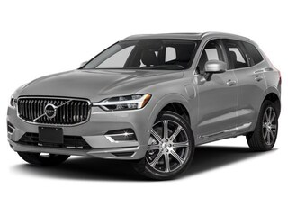 New 2018 Volvo XC60 Hybrid T8 Inscription SUV LYVBR0DL3JB106479 for Sale in Edinburg, TX