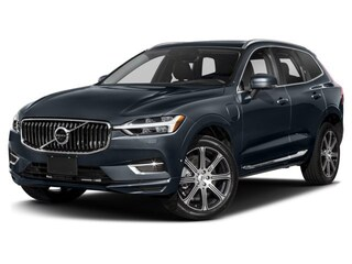 New 2018 Volvo XC60 Hybrid T8 Inscription SUV YV4BR0DL1J1061188 for sale in Somerville, NJ at Bridgewater Volvo