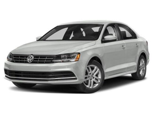 2018 Volkswagen Jetta 1.4T Wolfsburg Edition Sedan