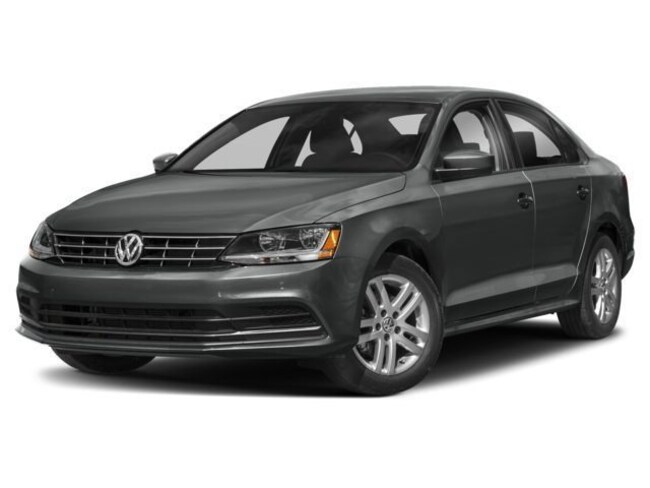 2018 Volkswagen Jetta SE 1.4T SE Auto