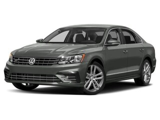 New 2018 Volkswagen Passat 2.0T R-Line Sedan in Dayton, OH