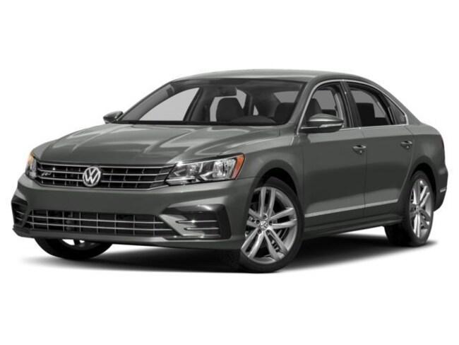 2018 Volkswagen Passat R-Line Auto