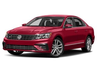 New 2018 Volkswagen Passat 2.0T R-Line Sedan for sale in Billings, MT