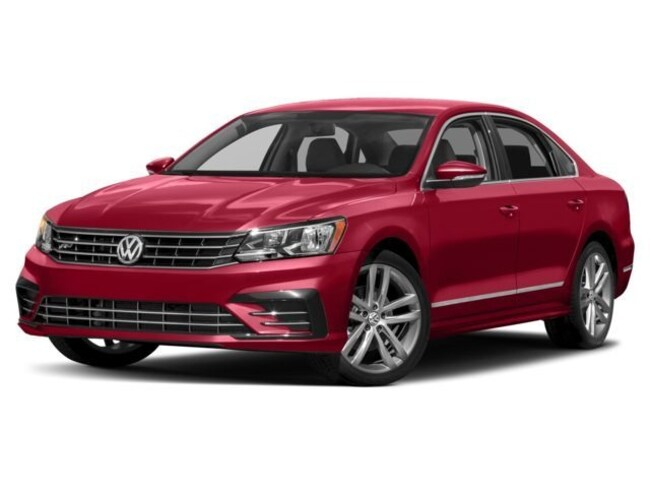 New 2018 Volkswagen Passat 2.0T R-Line Sedan for sale Long Island NY