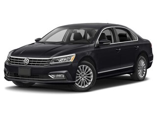 New 2018 Volkswagen Passat 2.0T SE Sedan in Tucson