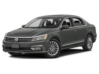 2018 Volkswagen Passat 3.6L V6 SEL Premium Sedan