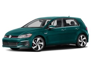 2018 Volkswagen Golf GTI 2.0T S HATCHBACK
