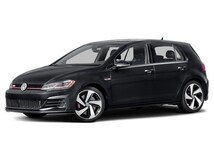 2018 Volkswagen Golf GTI 2.0T SE w/Leather Manual Hatchback