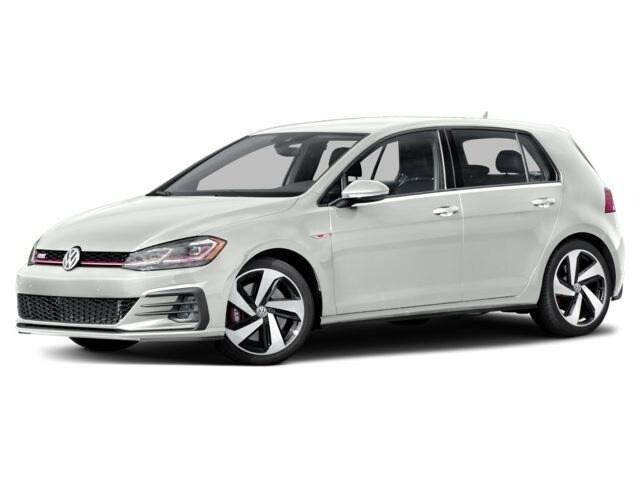 2018 Volkswagen Golf GTI Hatchback