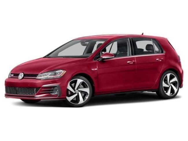 2018 Volkswagen Golf GTI Autobahn 2.0T  Autobahn DSG