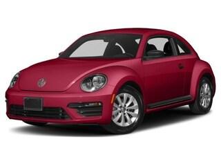 2018 Volkswagen Beetle SE Hatchback