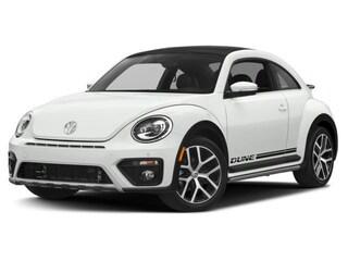 2018 Volkswagen Beetle 2.0T DUNE 6-SPD AUTO Hatchback