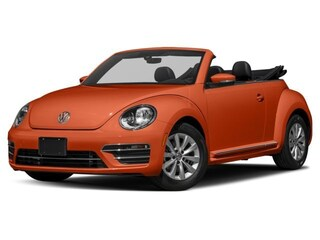 New 2018 Volkswagen Beetle 2.0T Coast Convertible for sale in Bristol, TN
