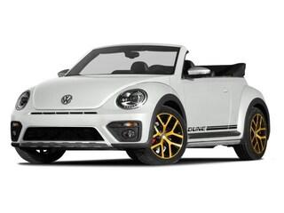 2018 Volkswagen Beetle 2.0T Dune Convertible