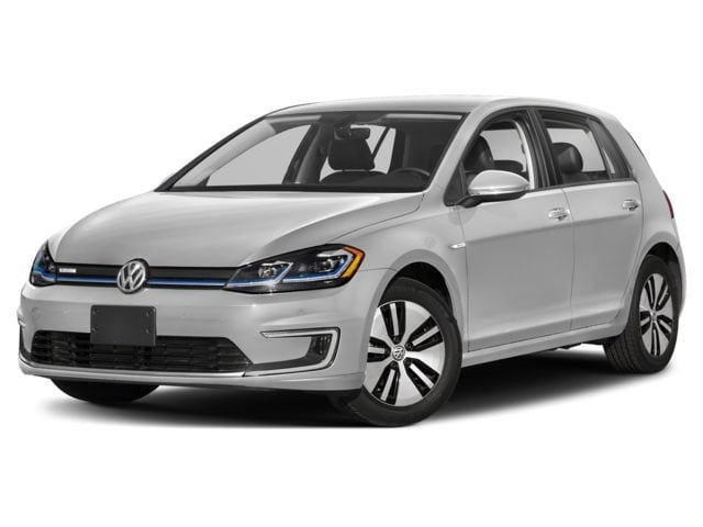 2018 Volkswagen e-Golf Hatchback