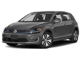 2018 Volkswagen e-Golf SEL Premium Hatchback