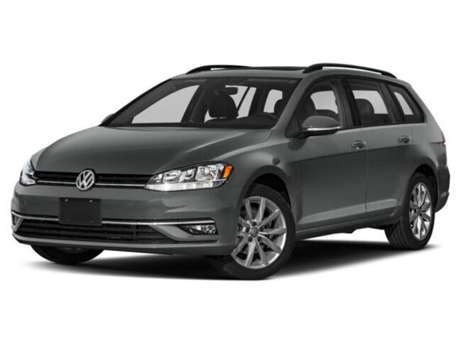 2018 Volkswagen Golf SportWagen TSI S Wagon Richmond VA