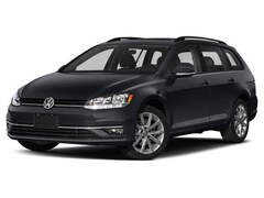 2018 Volkswagen Golf SportWagen TSI S Wagon Front-wheel Drive