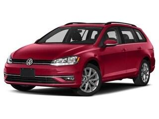 New 2018 Volkswagen Golf SportWagen TSI S Wagon in Indianapolis
