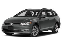 2018 Volkswagen Golf SportWagen SE Station Wagon